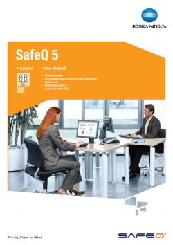 SafeQ - prospekt