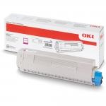 Magenta toner pre OKI MC873/883