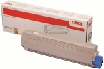 Čierny toner pre OKI MC873/MC883