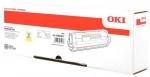 Žltý toner pre OKI MC853/873/883