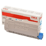 Cyan toner do C532/C542/MC563/MC573 (6 000 strán)