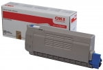 Cyan toner pre OKI MC760/MC770/MC780 (6 000 strán)