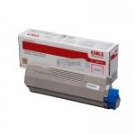 Magenta toner pre OKI MC760/MC770/MC780 (6 000 strán)