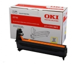 Zobrazovacia jednotka yellow pre OKI C710