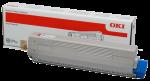 Toner pre OKI C822 magenta
