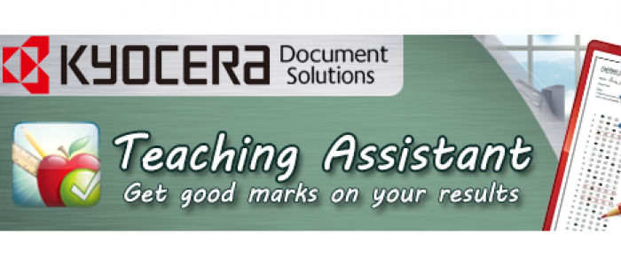 Teaching Assistant Kyocera